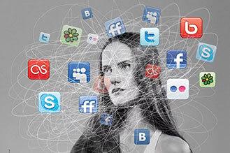 Влияние интернет зависимости